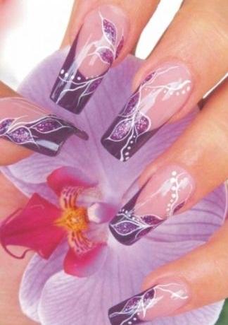 Скидка 20% на наращивание ногтей